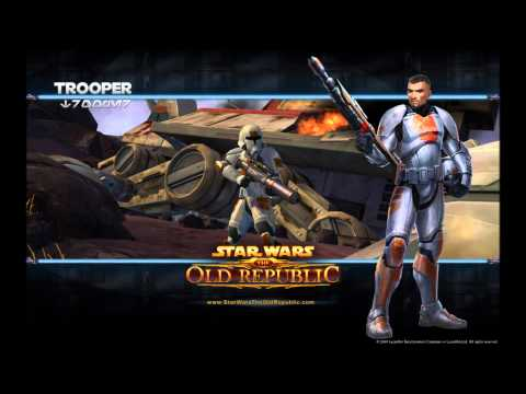 Star Wars The Old Republic: Trooper Theme Song OST HD