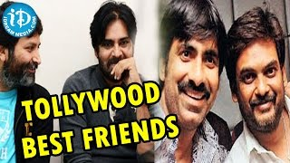 Best Friends Of Telugu Cinema-Friendship Day Special