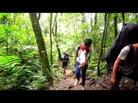 pendakian PAPAS (XPDC) ADVENTURE XTREME @gunung gede PANGRANGO
