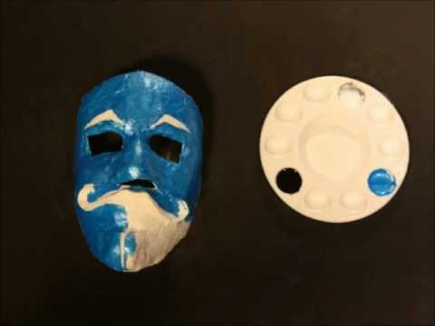 Como hacer una mascara