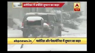 Winter Storm Toby ravaged East Coast in the United States - ABPNEWSTV