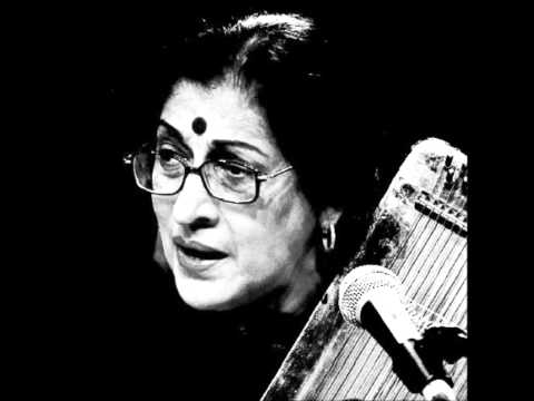 Raga Bhupali teentaal Vilambit by Kishori Amonkar Part 1