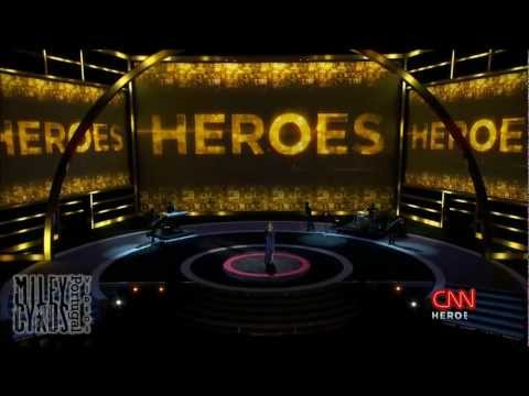 """The Climb"" - CNN Heroes 2011 - Miley Cyrus (HD)"