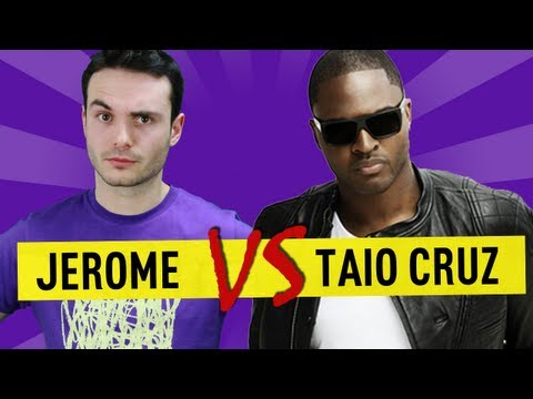 Jerome VS Taio Cruz - Ep. 35