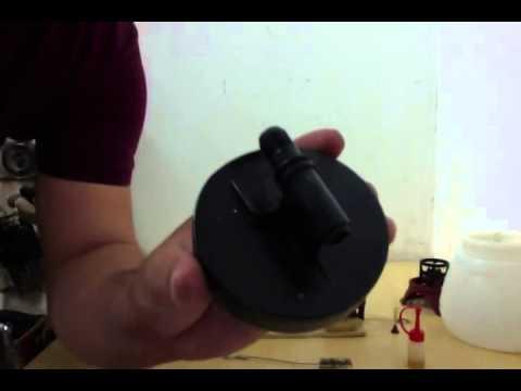 limpieza pistola pintar Wagner 5.4 GPH