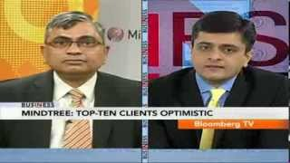 In Business- Expect FY15 To Be A Strong Yr: Mindtree - BLOOMBERGUTV