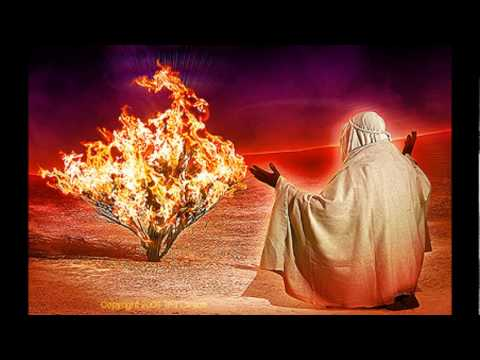 The Burning Bush Hymn