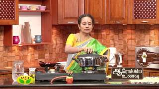 Ramjan Nambu Kanji & Barley Kabab – Aarokiya Unavu – Jaya TV cookery Show Arokiya Unavu