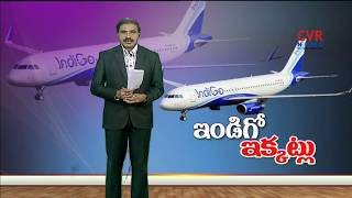 Indigo Staff Stops Telugu Passengers at Delhi Airport After Flight Cancels | Highlights | CVR News - CVRNEWSOFFICIAL