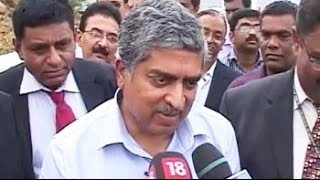 Nandan Nilekani all set to be Congress candidate from Bangalore South? - NDTV