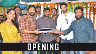 Chi La Sow Movie Opening   Rahul Ravindran, Sushanth, Ruhani Sharma   TFPC - TFPC