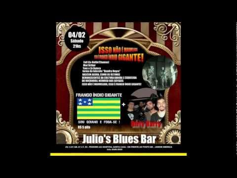 FRANGO INDIO GIGANTE- JULIO'S BLUES BAR