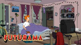 FUTURAMA | Season 10, Episode 10: Dream State | SYFY - SYFY