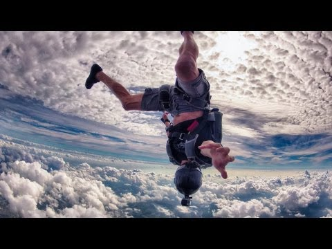 Why I skydive and other crazy memories (A tribute to friends)
