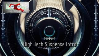 Royalty Free High Tech Suspense Intro:High Tech Suspense Intro