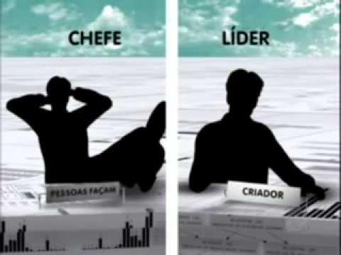 LÍDER  X  CHEFE