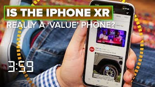 iPhone XR: Apple's version of a 'value' phone (The 3:59, Ep. 478) - CNETTV