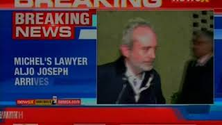 AgustaWestland case: CBI likely to seek extension as middleman Christian Michel's custody ends today - NEWSXLIVE