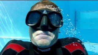 Человек-амфибия: Статическое апноэ под водой