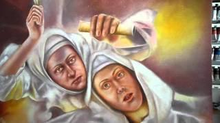 216 MERYEM KIZILYER PIRLAK RESİM KURSU TÜRKİYE ADANA MY ACADEMY