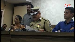 2 Maoists Surrender Before Hyderabad Police | CVR News - CVRNEWSOFFICIAL