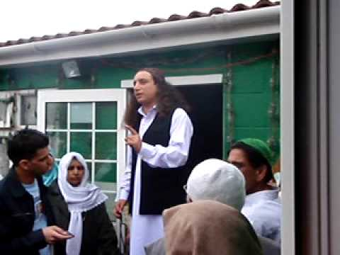 Haq badshah Sarkar at luton