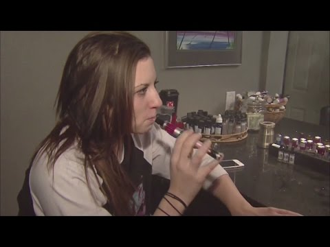 School cracking down on student e-cig use