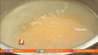 Ayush Paramedical Employees Protest Reach To 23rd Day | Vanta Varpu on Vijayawada Roads | iNews - INEWS