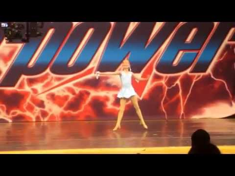 Maddie Ziegler - I Can't Find the Words (full solo) -cA7Rh6QAH6A