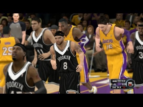 NBA 2K13 Impressions Part 1 - Shot Blocking, Rebounding, & Speed