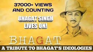 BHAGAT Telugu Patriotic Short Film | The Spirit of Bhagat Singh | Message oriented short film - YOUTUBE
