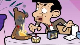 Teddy is on fire!