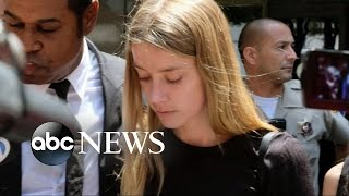Index: Amber Heard Receives Restraining Order Against Johnny Depp - ABCNEWS