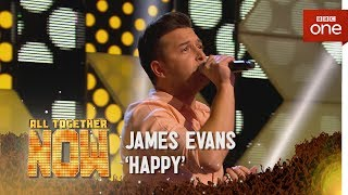 James Evans performs 'Happy' by Pharrell Williams - All Together Now: Episode 4 - BBC