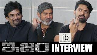 Kalyanram, Puri & Jagapathi Babu interview about ISM - idlebrain.com - IDLEBRAINLIVE
