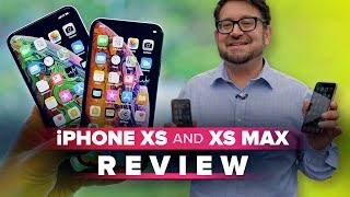 iPhone XS and iPhone XS Max review - CNETTV