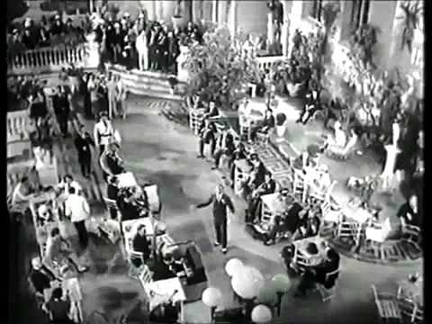 Fred Astaire & Ginger Rogers - Flying Down to Rio (1933, Title song with wing dance)