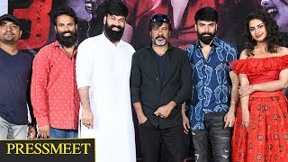 Raju Gari Gadhi 3 Movie Pre Release Press Meet | Omkar | Ashwin Babu | Avika Gor - TFPC