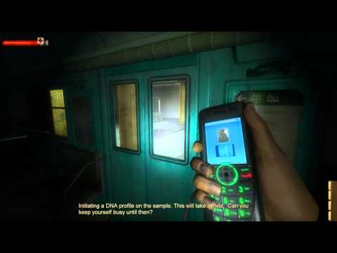 Condemned Criminal Origins Walkthrough Part 2 6