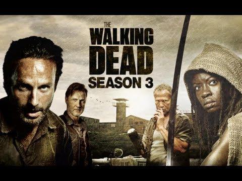 The Walking Dead - Walker/Zombie Kill Count [Season 3]