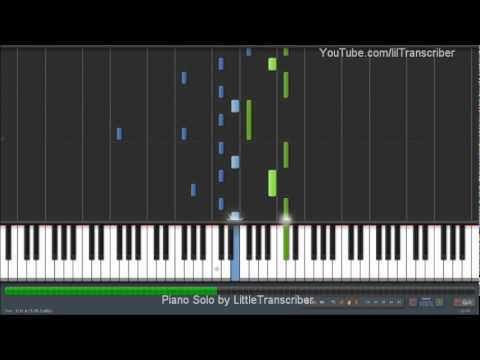 Adele - Someone Like You (Piano Cover) by LittleTranscriber