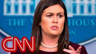 Sanders 'can't guarantee' Trump hasn't used the N-word - CNN