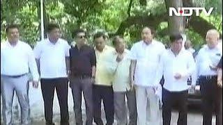 गोवा में कांग्रेस ने सरकार बनाने के लिए पेश किया दावा - NDTVINDIA