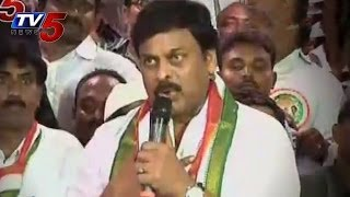 Satire on Chiranjeevi Seemandhra Campaign - Dhoom Dham - TV5NEWSCHANNEL