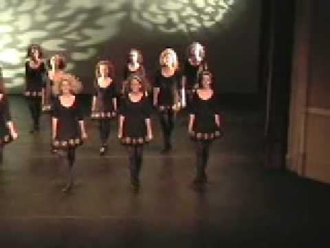 Notre Dame Irish Dance Team 2008 Dance Fest