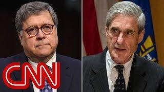Trump startled by cozy Barr-Mueller relationship - CNN