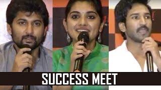 Ninnu Kori Movie Success Meet Video | Nani | Niveda Thomas | Aadhi | TFPC - TFPC