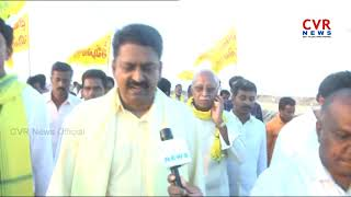 Face to Face With TDP Leader Payyavula Keshav over Handri Neeva Canal | CVR NEWS - CVRNEWSOFFICIAL