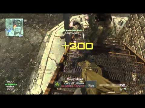 MW3 KYR SP33DY Gets a Quadfeed with Reaction