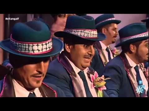 Sesión de Final, la agrupación Los camellos actúa hoy en la modalidad de Comparsas.